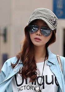 "410793 - <br> <font color=""878787""><font face=""굴림"">Skeleton Gong Uniform cap -cap</font></font>"
