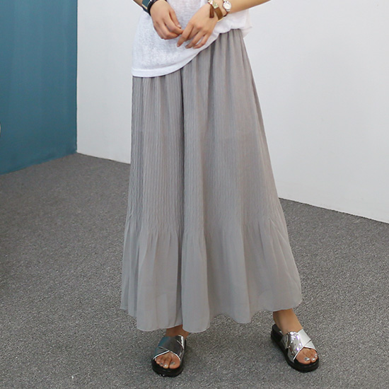 "482372 - <font color=""878787""><font face=""굴림"">Wide pants Tong -p</font></font>"