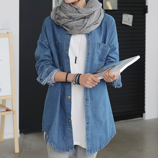 "483859 - <font color=""878787""><font face=""굴림"">Natural denim -jk</font></font>"