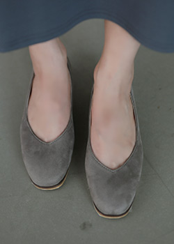 "483942 - <font color=""878787""><font face=""굴림"">Mikko flat -shoes</font></font>"