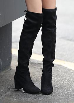 "484497 - <font color=""878787""><font face=""굴림"">Cypress High Boots-shoes</font></font>"