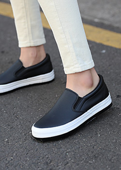 "485499 - <font color=""878787""><font face=""굴림"">Slip-on Custom -shoes</font></font>"