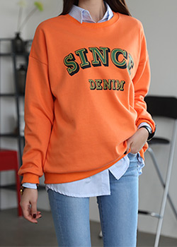 "485945 - <font color=""878787""><font face=""굴림"">One on one ssinseu denim shirts</font></font>"