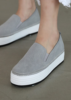 486002 - Prom suede slip-on