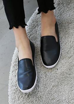 "486342 - <font color=""878787""><font face=""굴림"">Mo Note Slip-on Shoes</font></font>"