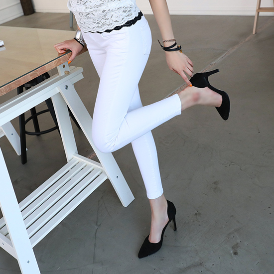 "486389 - <font color=""878787""><font face=""굴림"">Normal skinny pants</font></font>"