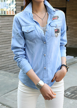 "486391 - <font color=""878787""><font face=""굴림"">Angel with a patch denim southern</font></font>"