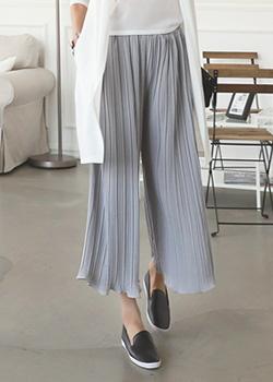 486487 - Morish Pleat Bending Pants