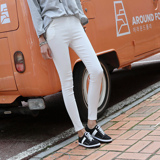 "486799 - <font color=""878787""><font face=""굴림"">Perfect banding pants</font></font>"