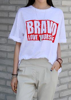 "486857 - <font color=""878787""><font face=""굴림"">Love yueol printing T-shirts</font></font>"
