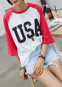 """486869 - <font color=""""878787""""><font face=""""굴림"""">Yueyi nageurang shirts</font></font>"""