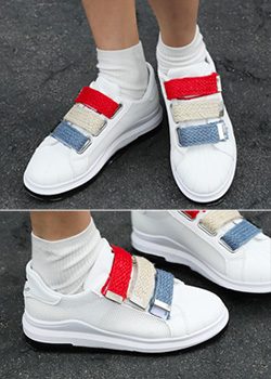 "486965 - <font color=""878787""><font face=""굴림"">Color Ball Sneakers</font></font>"