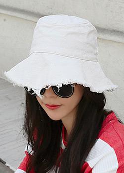 """487056 - <font color=""""878787""""><font face=""""굴림"""">Ellui bucket hat</font></font>"""
