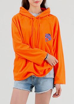 "487107 - <font color=""878787""><font face=""굴림"">Hooded T-Shirt</font></font>"