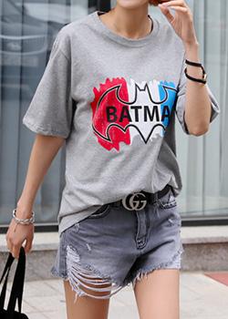 """487222 - <font color=""""878787""""><font face=""""굴림"""">Thrived T-shirt</font></font>"""
