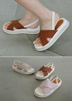 487608 - Truvin Strap sandals