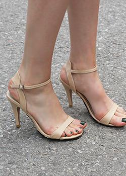 487718 - Hayes mi strap heel
