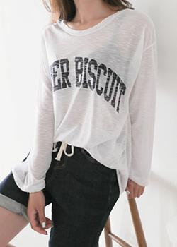 "488062 - <font color=""878787""><font face=""굴림"">Waterbane slab t-shirt</font></font>"