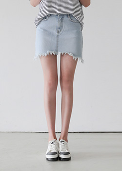 "488092 - <font color=""878787""><font face=""굴림"">Dellydin denim skirt</font></font>"