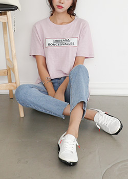 "488125 - <font color=""878787""><font face=""굴림"">Roness nylon T-shirt</font></font>"