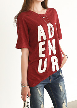 "488127 - <font color=""878787""><font face=""굴림"">Edvin Slavic T-shirts</font></font>"