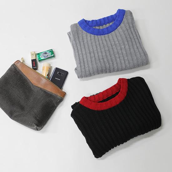 488408 - Trendy setter color knit