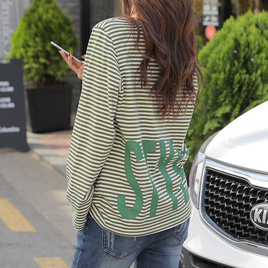 488520 - Stylish T-shirt with style