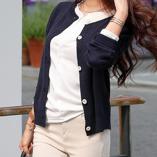 488577 - Rona veneered cardigan