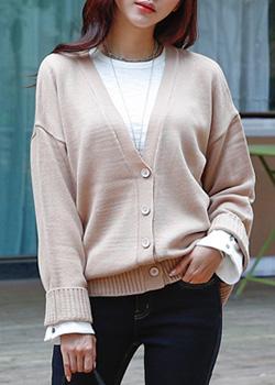 488603 - Aibon knit cardigan