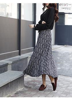 488725 - Brona Bending Skirt
