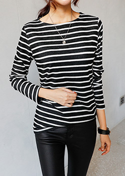 488867 - Holiday Striped T-shirt