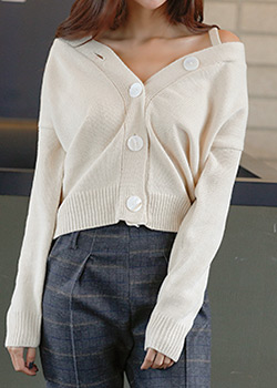 488917 - Tina de knit cardigan