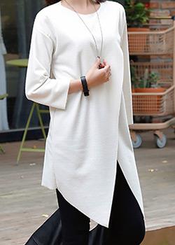489313 - La Petite Brushed T-Shirt
