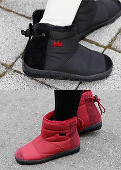 489367 - Izu Yurou padded boots